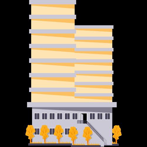 Travaux d'entretien pour immeubles