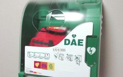 Déploiement des défibrillateurs en France